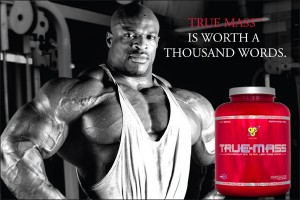 Coleman True Mass gainer