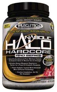 MuscleTech Anabolic Halo Hardcore Pro Series kosttillskott