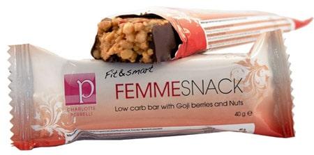Fit & smart Femme snack