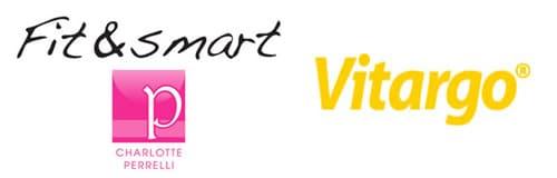 Fit & Smart och Vitargo, nya märken av kosttillskott på sidan