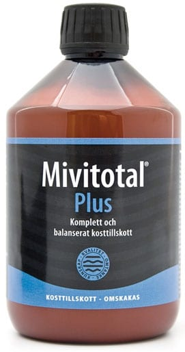 Mivitotal Plus från Dr. Donsbach