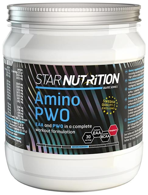 Star Nutrition Amino PWO