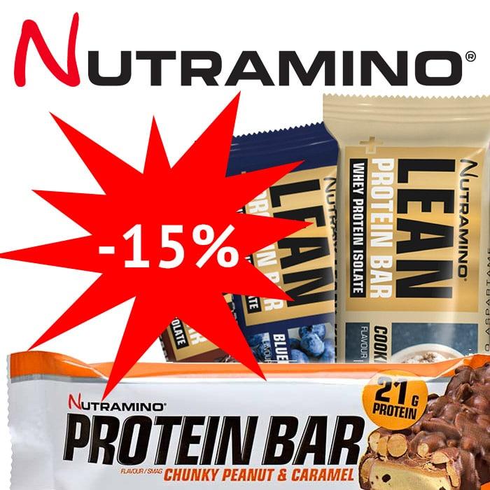 15% rabatt på Nutramino hos Kostbolaget med rabattkod