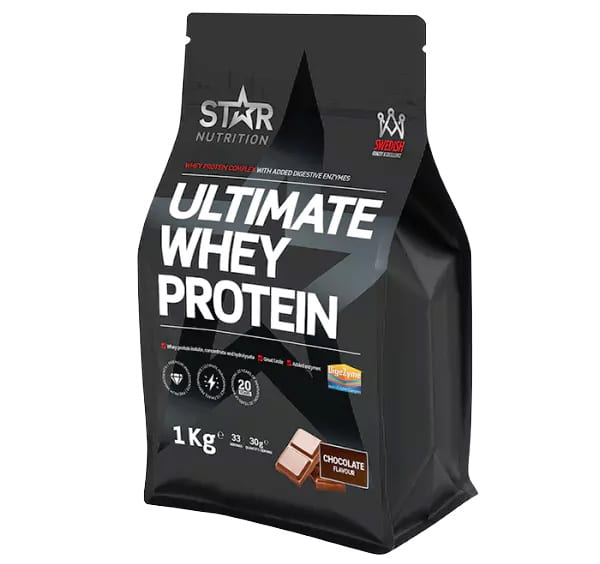Star Nutrition Ultimate Whey proteinpulver