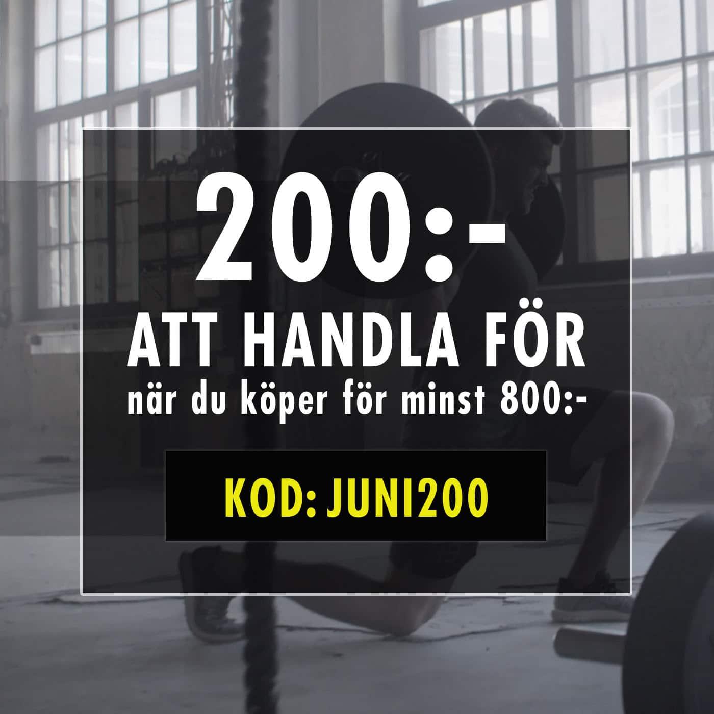 Gymgrossisten 200 kr rabattkod